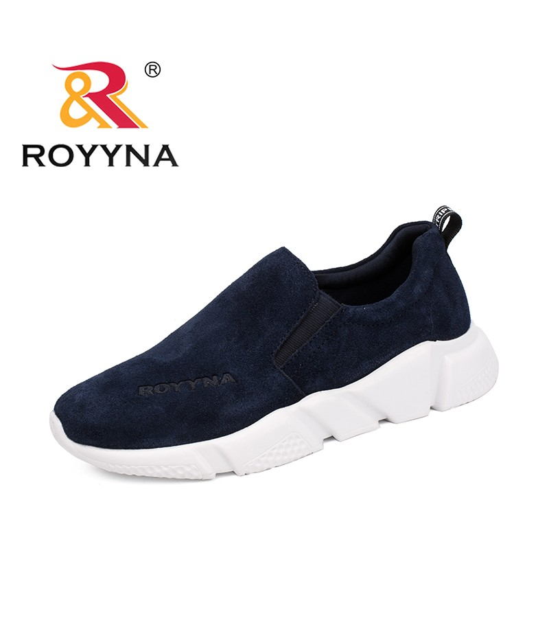 ROYYNA New Classics Style Women Loafers Suede Femme Sneakers Shoes Elastic Band Female Casual Shoes Chaussure Femme Zapatos