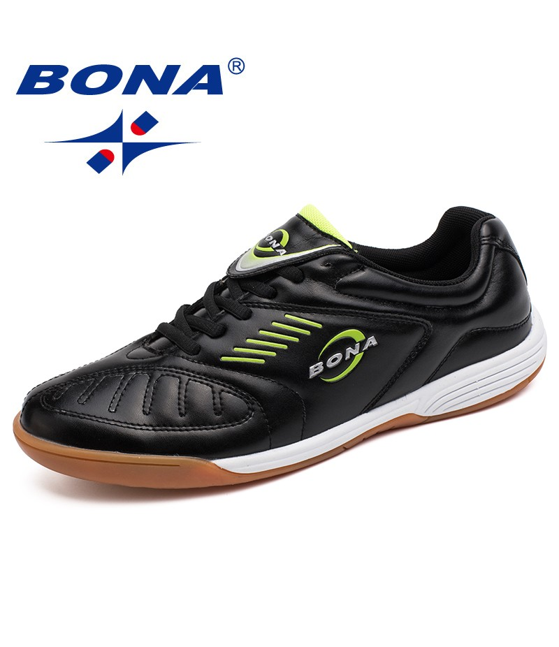 BONA New Arrival Typical Style Men Soccer Shoes Outdoor Professional Trainer Men Football Shoes Men Sneakers Fast Free Shipping