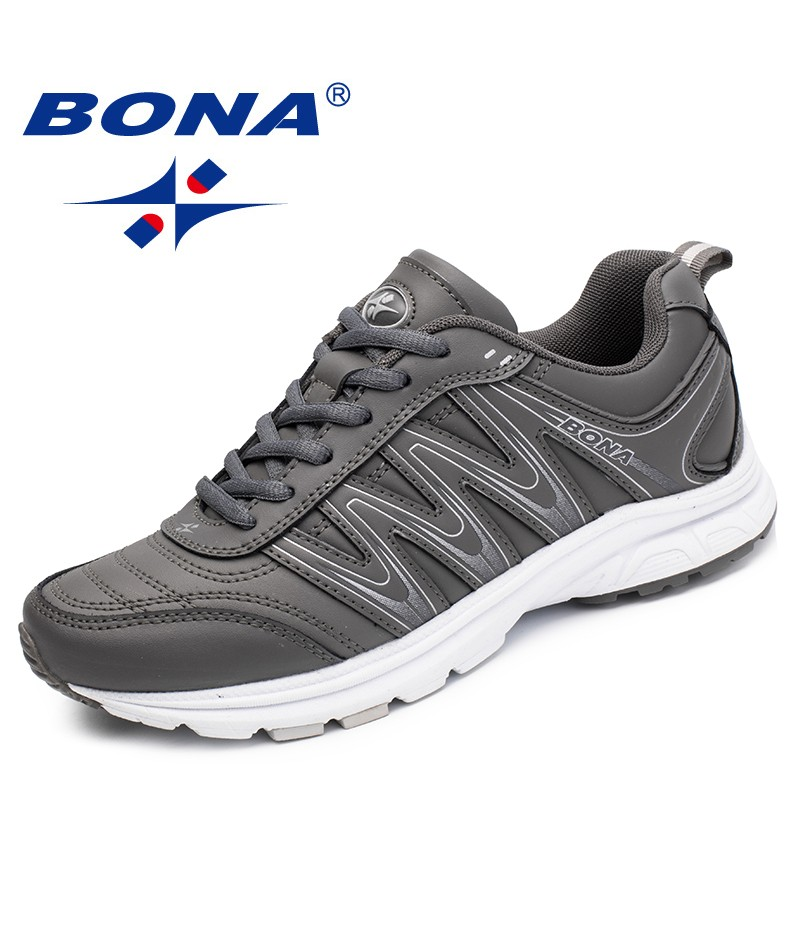 BONA New Arrival Classics Style Women Fashion Sneakers Shoes Outdoor Tenis Feminino Zapatos Trendy Design Lady Flats Handmade