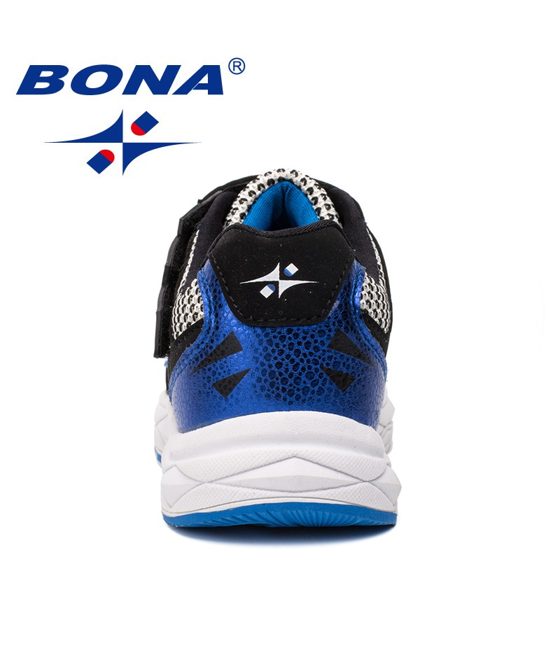 BONA New Fashion Style Children Casual Shoes Outdoor Jogging Sneakers Boys Running Shoes Girls Sport Shoes Fast Free Shipping