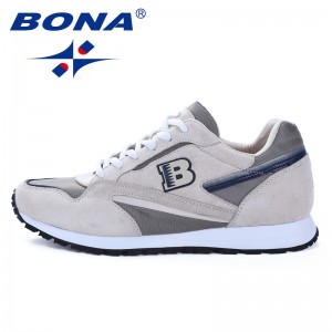 BONA New Arrival Popular Style Women Running Shoes Outdoor Jogging Sneakers Comfortable Women Sport Shoes Fast Free Shipping