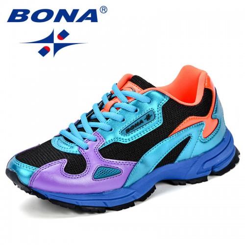 BONA Women Running Shoes 2018 New