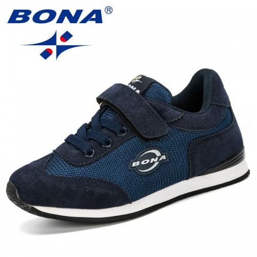 BONA 2019 New Style Kids Running Shoes