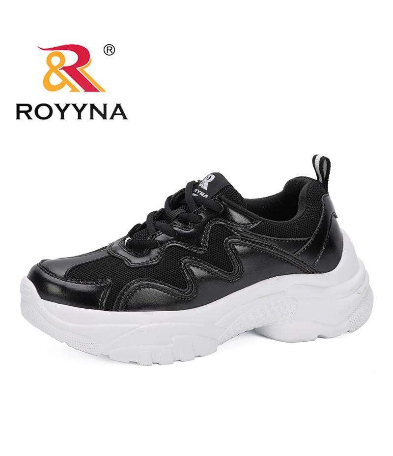 ROYYNA 2019 Women Shoes Spring Summer Autumn Sneakers Women Fashion Retro Platform Shoes Ladies Footwear Breathable Mesh Shoes