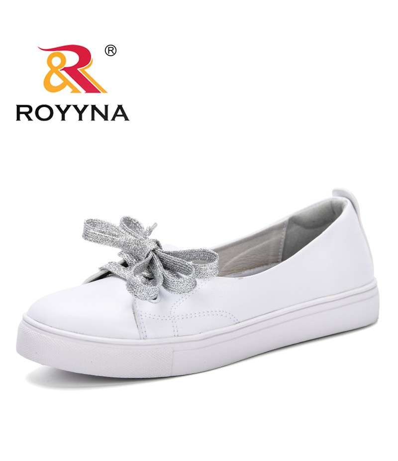 ROYYNA 2019 Popular Casual Shoes Women Femme Classic Sneakers Women Flat Shoes Lovers Comfortable Leisure Shoes Zapatillas Mujer