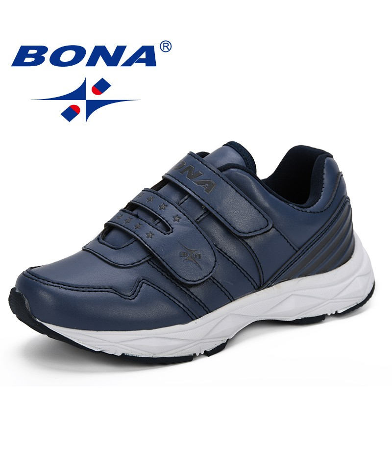 BONA Fashion Spring & Autumn kids Shoes Boys Casual Shoes Outdoor Sneakers Children Trendy Shoes With Anti-Skid ComfyTenis Shoes