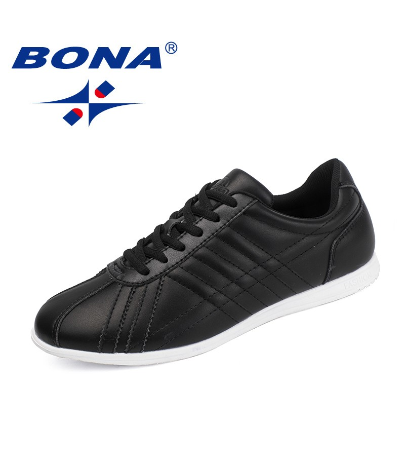 BONA New Arrival Classics Style Men Walking Shoes Microfiber Men Athletic Shoes Outdoor Jogging Shoes Lace Up Sneakers Shoes