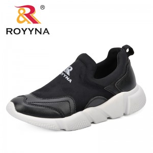 ROYYNA 2019 Fashion Casual Shoes Woman Slip-On Breathable Sneakers Lovers Unisex Sneakers Women Shoes Chaussures Femme Trendy