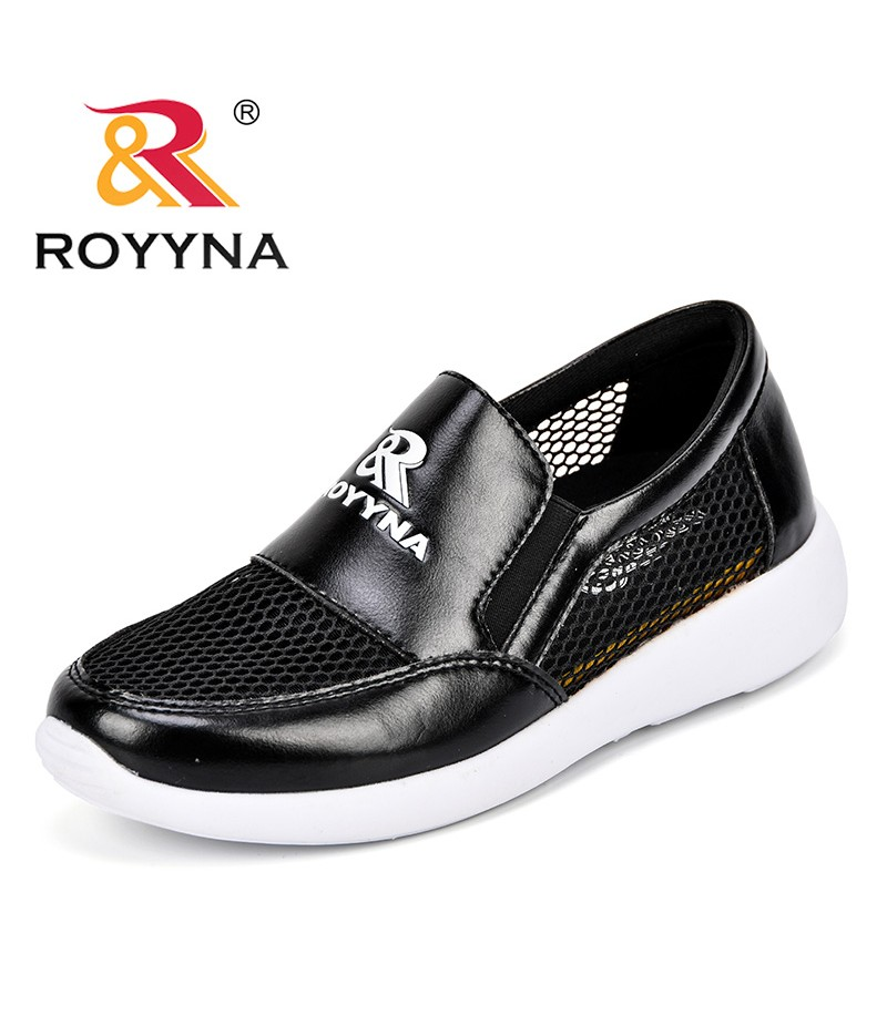 ROYYNA 2018 Breathable Mesh Women Casual Shoes Vulcanize Female Fashion Sneakers Slip-On Feminimo Breathable Light Loafers