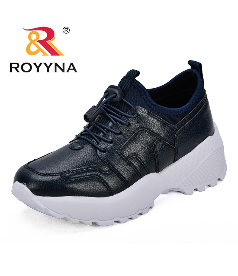 ROYYNA New Arrival Popular Style Women Sneakers Shoes Lace Up Feminimo Leisure Shoes Microfiber Lady Flats Fast Free Shipping
