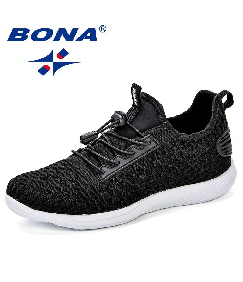 31c58d9de76 BONA 2019 Spring Autumn Women Casual Shoes Comfortable Platform Shoes Woman  Sneakers Ladies Trainers Chaussure Femme Footwear