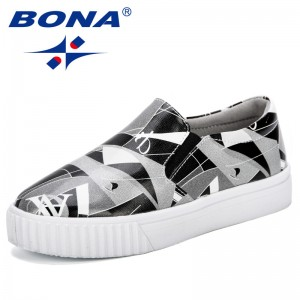 BONA Children Shoes New Autumn Spring Fashion Sport Girls Shoes Soft Breathable Running Boys Sneakers Non-Slip Kids Shoes Trendy