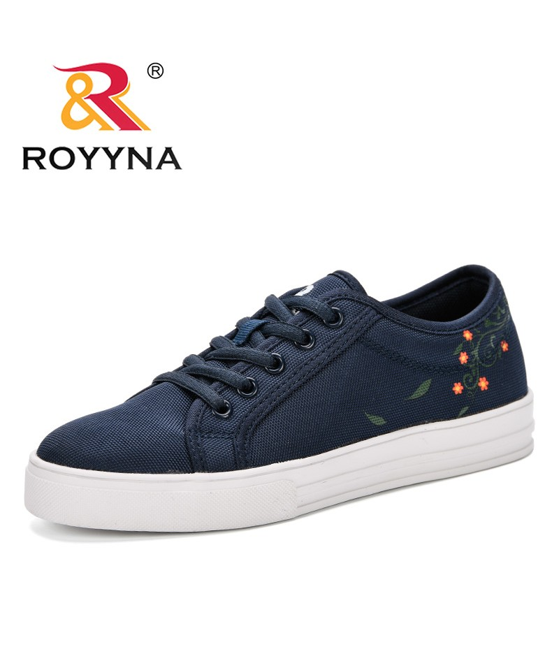 ROYYNA New Designer Style Women Vulcanize Shoes Casual Shoes Woman Platform Ladies Shoes Sneakers Zapatos Tenis Feminino Trendy