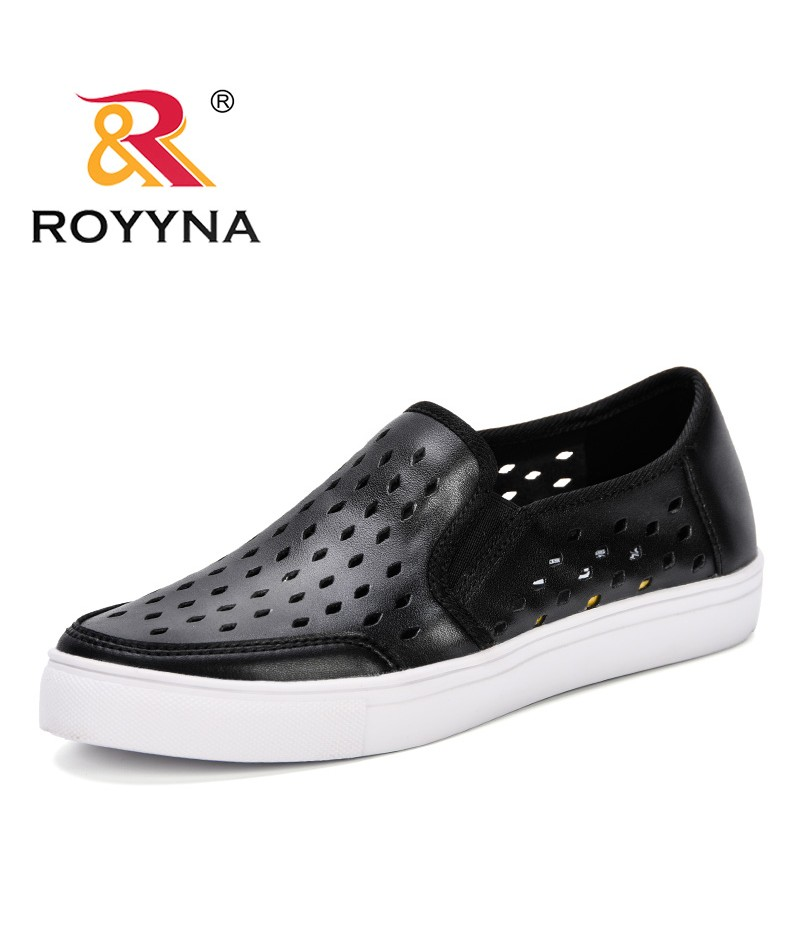 ROYYNA Women Sneakers 2019 New Breathble Vulcanized Shoes Platform Slip-On Casual White Tenis Feminino Zapatos De Mujer