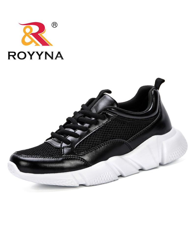 ROYYNA 2019 New Women's Chunky Sneakers Basket Women Casual Platform Shoes Female Trainers Ulzzang Dad Shoes Mesh Air Shoes Lady