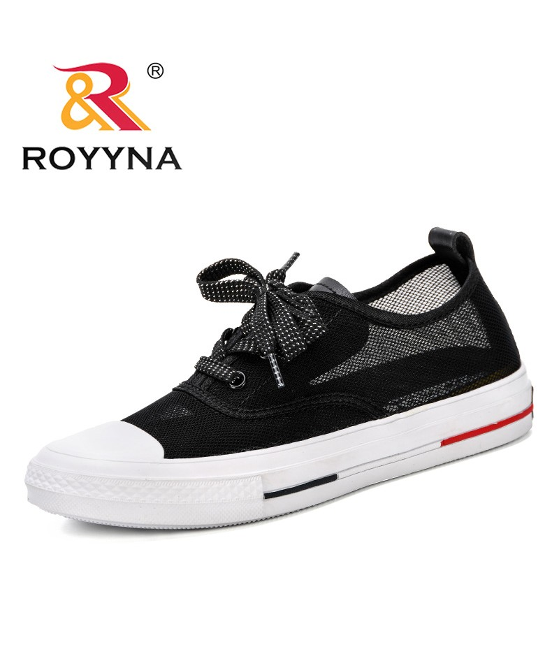 91e420dbf866 ROYYNA 2019 New Designer Women Outdoor Mesh Solid Shoes Breathable Shoes  Trendy Sneakers Sapatilhas Mulher Sapatilhas