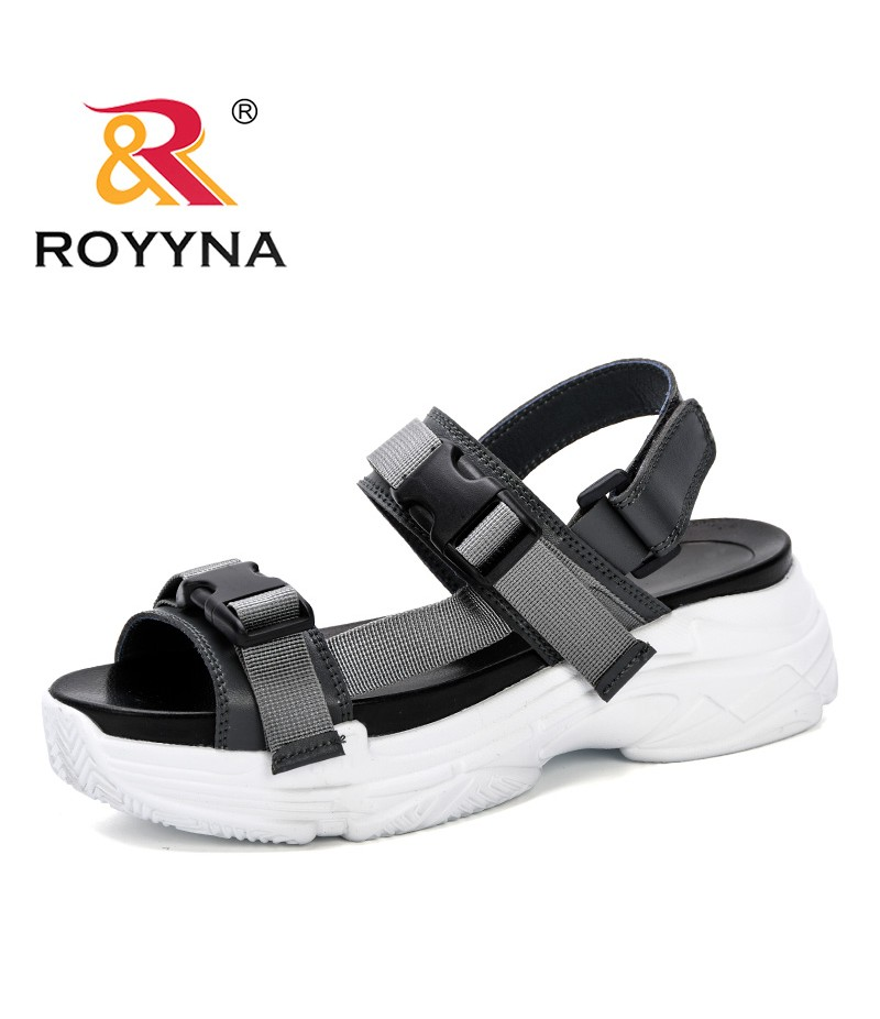 ROYYNA 2019 New Style Summer High Quality Brand Shoes Beach Women Outdoor Sandals Female Sport Shoes Super Fiber Outdoor Shoes