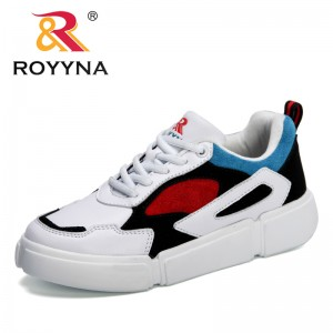ROYYNA 2019 New Popular Fashion Women Casual Shoes Comfortable Platform Shoes Woman Sneakers Ladies Trainers Chaussure Feminimo