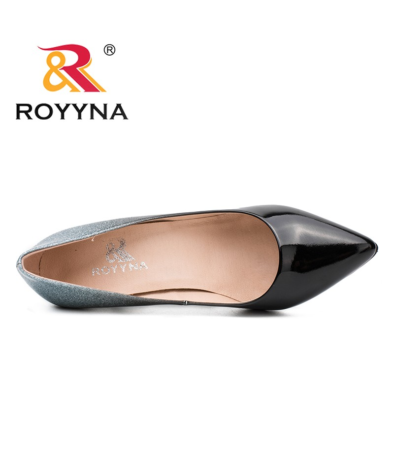 ROYYNA China Shoes  Women Pumps Pointed Toe Women Shoes Shallow Lady Wedding Shoes Comfortable Soft Free Shipping