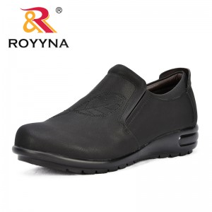 ROYYNA New Classics Style Women Pumps Round Toe Slip-On Feminimo Dress Shoes Synthetic Comfortable Lady Office Shoes Soft Light