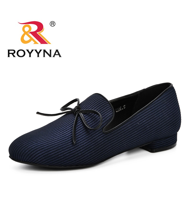 ROYYNA 2019 Spring Autumn Office Women Shoes Low Heel Dress Shoes Feminimo Fashion Shoes Woman Boat Shoes Comfy Zapatos Mujer