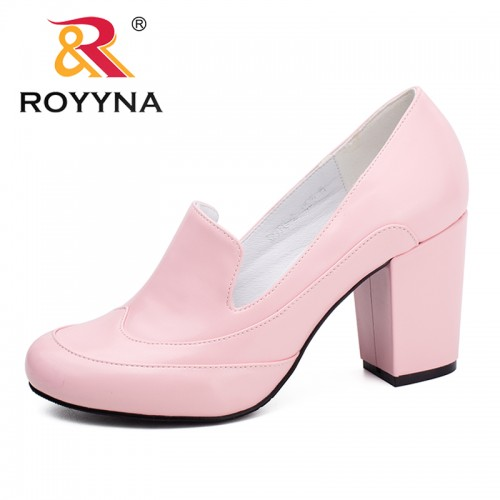 ROYYNA New Sweet Style Women Pumps High