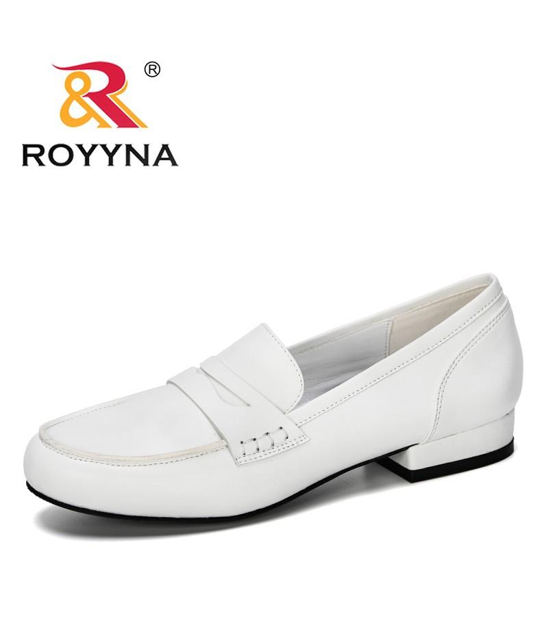 ROYYNA 2019 New Designer Lower Heels Shoes Women Microfiber Wedding Shoes Ladies Fashion Party Pumps Footwear Feminimo Trendy