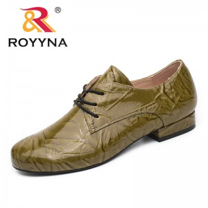ROYYNA New Arrival Style Women Pumps Round Toe Women Shoes Shallow Women Leisure Shoes Comfortable Lady Wedding Shoes