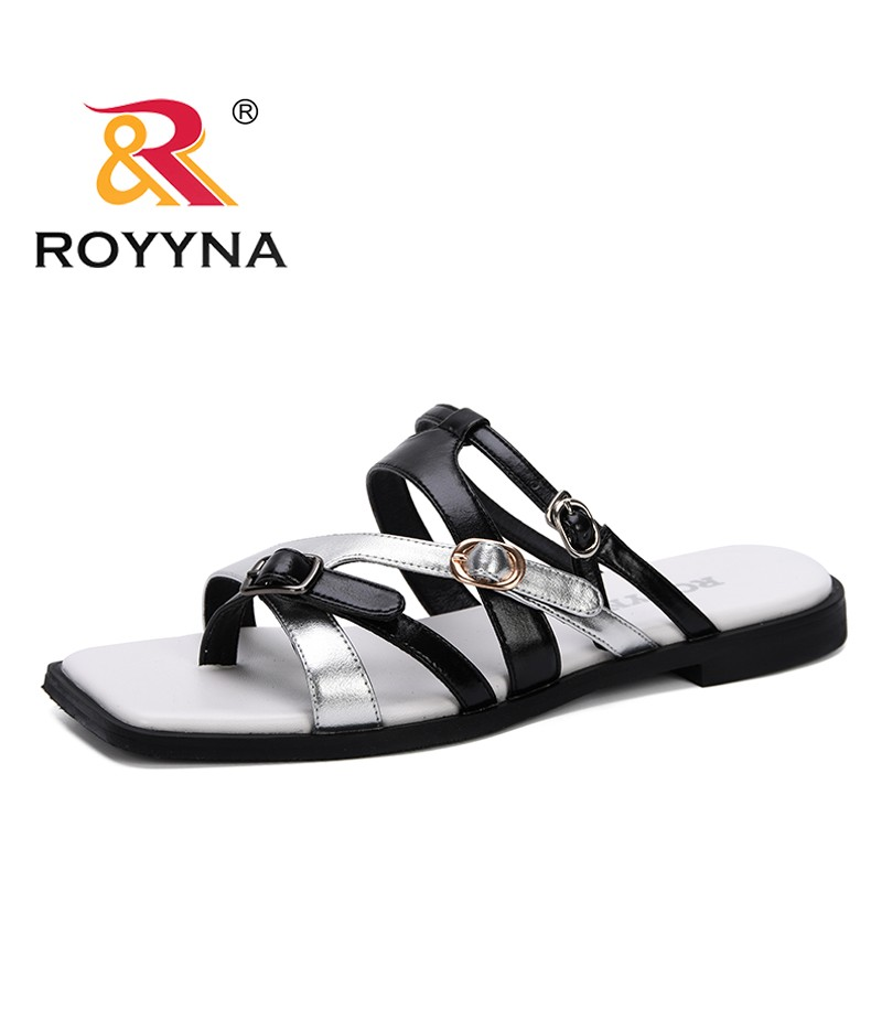 BONA 2019 New Fashion Style Slippers Flat Sandals Women Shoes Buckle Flip Flops Beach Shoes Woman Comfortable Slides Mules Lady