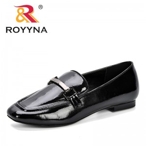 ROYYNA 2019 Spring New Zapatos Mujer Women Shoes Fashion Women Pumps Lower Heels Party Dance Shoes Woman Square Toe Comfortable