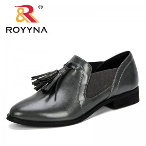 ROYYNA 2019 New Popular Women Pumps Pointed Toe Work Pump Stiletto Woman Shoes Weding Shoes Ladies Office Career Elegant Pumps