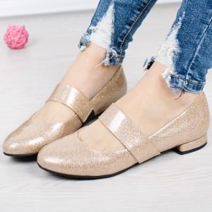 ROYYNA Fashion Style Women flats Shallow Women Shoes Round Toe Women Casual Shoes Chaussure Escarpins Semelle Big Size36-41
