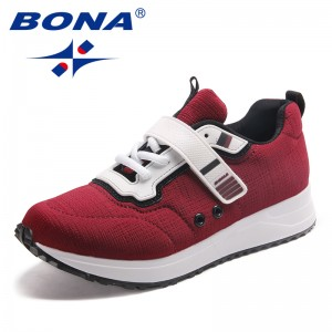 BONA New Arrival Classics Style Women Running Shoes Outdoor Jogging Sneakers Mesh Women Athletic Shoes Soft Fast Free Shipping
