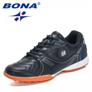 BONA 2021 New Designers Popular Soccer Shoes Adult And Boys Outdoor Football Boots Men Training Sport Footwear Mansculino Trendy