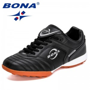 BONA 2021 New Designers Trendy Football Boots Men Outdoor Professional Training Sneakers Man Soccer Shoes Sport Shoes Mansculino