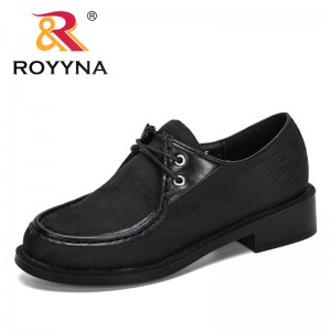 ROYYNA 2019 New Designers Heels Working Shoes Ladies Plus Size Excellent Woman Dress Shoes Zapatos Mujer Outdoor Feminimo Pumps